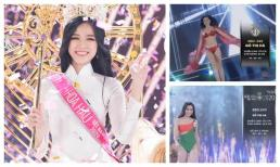 Khán giả 'rối não' vì số đo nhân trắc học của thí sinh Hoa hậu Việt Nam 2020 phồng xẹp bất thường