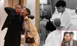 Sao Việt 23/11: Lý do vợ chồng Tóc Tiên chưa muốn có con?; Khoảnh khắc Subeo bế em gái giúp mẹ Hà Hồ gây bão mạng