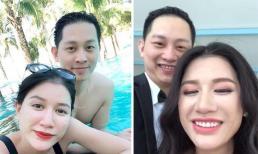 Trang Trần đáp trả cực gắt khi chồng bị chê xấu