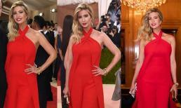 Ivanka Trump: Chiều cao siêu mẫu 1m80, mê váy nàng tiên cá tôn vóc dáng mảnh mai