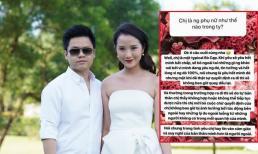 Hậu rò rỉ thông tin ăn hỏi với thiếu gia Phan Thành, Primmy Trương bị soi lại phát ngôn 'không quay đầu' khi chia tay