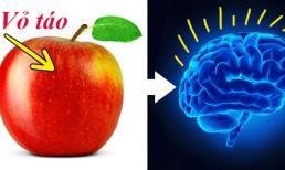 Ăn vỏ táo và 8 thói quen tưởng phản khoa học nhưng lại đem đến lợi ích tuyệt vời cho sức khỏe