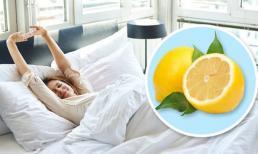 Đây là lý do tại sao bạn nên đặt một miếng chanh ở trong phòng ngủ