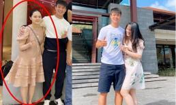 Hậu 'dìm hàng' vợ, Duy Mạnh đăng ảnh bên Quỳnh Anh và khẳng định tình cảm vẫn bền chặt như 'vợ chồng son'