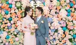 Hé lộ loạt ảnh cực tình của Phan Thành và Primmy Trương trong lễ ăn hỏi