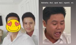 Lộ hình ảnh hiếm hoi của Phan Thành trong đám hỏi với Primmy Trương