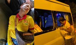 Chuyến đi từ thiện đầy khó khăn của Trang Trần: Xe vỡ kính, có những đoạn tưởng chừng như lao xuống dốc