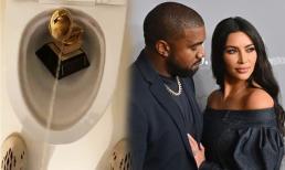 Từng ném cúp vàng vào... bồn cầu, ông xã Kim Kardashian vẫn tiếp tục nhận được đề cử Grammy
