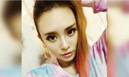 Nữ ca sĩ Đài Loan bị truy nã vì liên quan đến bán đồ hiệu giả