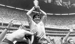 Thông điệp đầy cảm xúc Maradona muốn được khắc lên bia mộ của mình sau khi qua đời