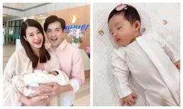 Đông Nhi chính thức công khai diện mạo công chúa nhỏ cực đáng yêu