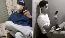 2 mỹ nam hàng đầu Hàn Quốc gây sốt vì visual đỉnh cao: Lee Min Ho kín như bưng còn Kim Soo Hyun khoe cơ bắp cuồn cuộn