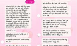 Bạn trai cũ đã chia tay 2 năm nhắn tin 'văn vở' đòi quay lại, dân mạng khuyên: 'Chui vào là toang'
