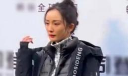 Diện mạo thực sự qua loạt ảnh chưa chỉnh sửa của Dương Mịch khiến không ít người thất vọng vì gương mặt trông như già đi 10 tuổi