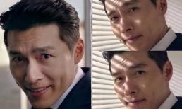 Có ai như 'ông chú' Hyun Bin, nếp nhăn đầy mặt vẫn được khen hết lời