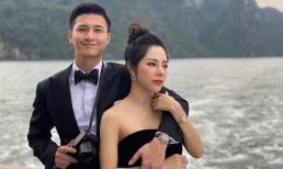 Vừa mới công khai hẹn hò, Bạch Lan Phương đã gọi Huỳnh Anh là chồng, tiết lộ thời gian tổ chức đám cưới