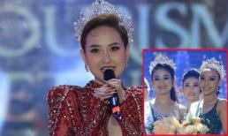 Không trao được vương miện cho người kế nhiệm Hoa khôi du lịch Việt Nam, Khánh Ngân: 'Tôi cảm thấy khá buồn'
