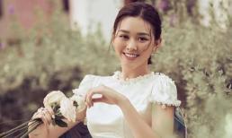 Á hậu Tường San tiết lộ cảm xúc trước khi về nhà chồng