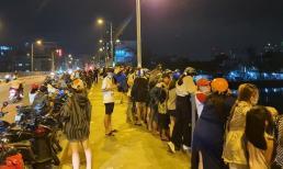 Mẫu thuẫn trong lúc ăn tối, 2 vợ chồng nhảy sông Sài Gòn tự tử