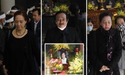 Đám tang NSND Xuân Huyền: Nhiều nghệ sĩ Việt đến viếng không cầm được nước mắt trước khi vĩnh biệt