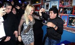 Tiết lộ đoạn ghi âm cuối cùng của Maradona gửi cho bạn trai của người tình cũ