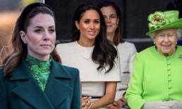 Nữ hoàng có thể sẽ 'cạch mặt' gia đình Kate sau thông tin cô em dâu Meghan sảy thai