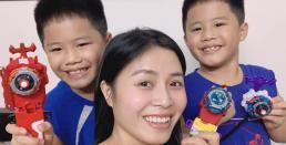 BTV Nguyễn Hoàng Linh tiết lộ cặp song sinh có người yêu từ thời mẫu giáo, hai bạn gái đều tên giống nhau