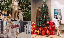 Sao Việt trang hoàng nhà cửa đón mùa Giáng sinh 2020