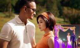 Vừa tổ chức tiệc mời cưới rình rang xong, MC Thu Hoài vướng tin đồn bầu bí