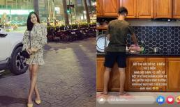 Chụp ảnh có tâm lại chu đáo nhưng Phan Văn Đức vẫn bị vợ trừ điểm vì hành động này