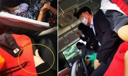Đi xe buýt, nam thanh niên bị người đàn ông 'sàm sỡ' vì tưởng là con gái