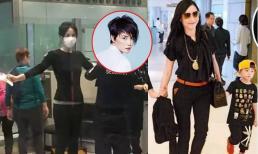 Chỉ một bức ảnh của Vương Phi cũng khiến netizen 'dậy sóng' khi so sánh với Trương Bá Chi