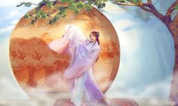'Cá sấu chúa' Quỳnh Nga như tiên giáng trần trong bộ ảnh cổ trang