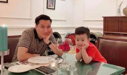 Con trai được bạn gái cùng lớp nắm tay, Việt Anh đưa lời khuyên khiến dân tình 'té ngửa'