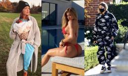 5 siêu mẫu đình đám Hollywood: Gigi Hadid khiến fan 'hết hồn' vì mặt phị, mắt sưng vù, Hailey bơ phờ sau tin đồn về chồng, riêng Kylie 'nghiện' khoe vòng ba