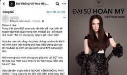 Anti-fan kêu gọi đánh sập kênh YouTube của Hương Giang trước giờ show người đẹp chuyển giới lên sóng