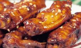 Cánh gà coca quá dễ làm, nấu không tốn một giọt dầu, thơm ngon bổ dưỡng, trẻ con thích mê