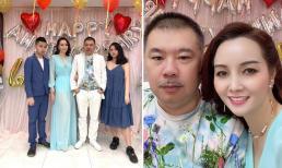 Diễn viên Mai Thu Huyền kỷ niệm 18 năm ngày cưới với chồng doanh nhân