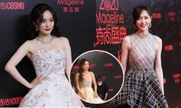 Dương Mịch bị Đường Yên 'bơ đẹp' khi ngỏ ý muốn chụp ảnh chung, chuyện gì đã xảy ra với cặp 'tỉ muội tình thâm'?