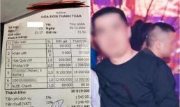 Đi chơi bar, nam thanh niên 'bùng' hóa đơn thanh toán gần 36 triệu đồng