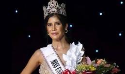 Tân Hoa hậu Hoàn vũ Paraquay 2020 bị chê già, dính nghi án mua giải