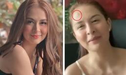 'Mỹ nhân đẹp nhất Philippines' bất ngờ bị soi ra khuyết điểm dù đã lấy lại được sắc vóc sau 2 lần sinh nở