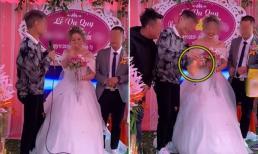 Biết em gái lười rửa bát, anh trai tặng quà độc trong ngày cưới