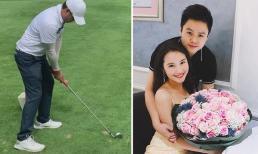 Thiếu gia Phan Thành chưa chính thức cưới đã lên mạng than thở: 'Lấy vợ xong mập lên quá'