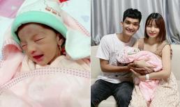 Con gái Mạc Văn Khoa được ra khỏi lồng kính, xuất viện về nhà sau khi sinh non trước 1 tháng