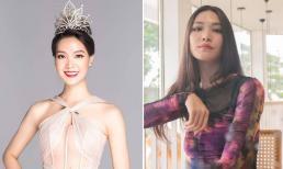 Hoa hậu Thùy Dung nhìn lại loạt lùm xùm sau khi đăng quang, cảm thấy như một 'thước phim'