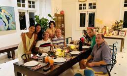 Thu Minh 'lên đồ' gợi cảm cùng ông xã đón Giáng sinh sớm trong biệt thự 80 năm tuổi của Bằng Lăng