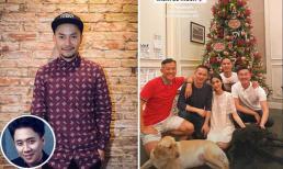 Sao Việt 24/12: Tiến Đạt lên tiếng việc bị đồn viết status ẩn ý khi Trấn Thành nhắc tên trên truyền hình; Phản ứng gây chú ý của chồng Tăng Thanh Hà khi vợ thân thiết bên bạn khác giới