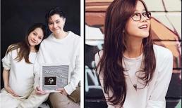 Nhìn lại tình sử của An Nguy: Bạn trai cũ mất sớm, scandal làm 'tiểu tam' để PR phim, đến mang thai với người yêu đồng giới