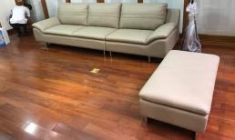 Hướng dẫn lắp đặt ghế sofa nhập khẩu Malaysia đơn giản, nhanh chóng
